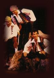 Nicholas as Frederick in Pirates of Penzance